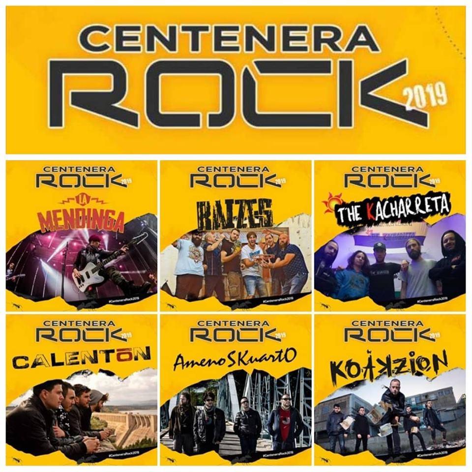 Concierto CenteneraRock